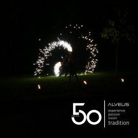 50 Urodziny stalowych zlewów kuchennych pod marką Alveus