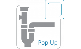 POP-UP syfon